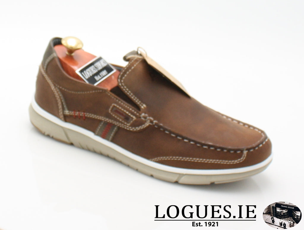 RAVEN POD SHOES 19, Mens, POD SHOES, Logues Shoes - Logues Shoes.ie Since 1921, Galway City, Ireland.