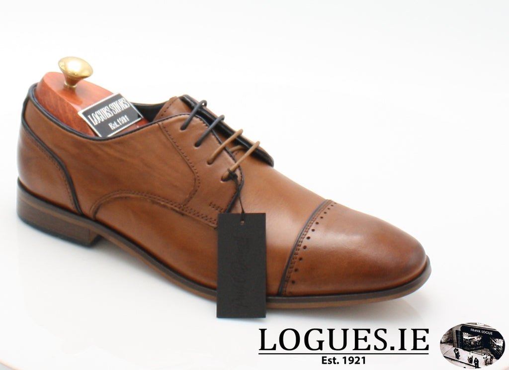 REGUS A/W18MensLogues ShoesCOGNAC / 46 = 11 UK