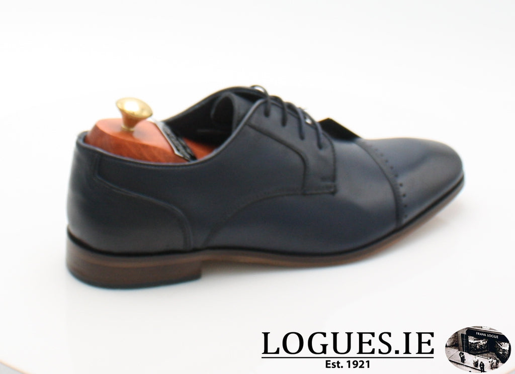 REGUS A/W18-Mens-POD SHOES-NAVY-40 = 6.5 UK-Logues Shoes