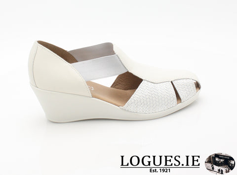 RIALTO SS18 FLEX & GOLadiesLogues ShoesOFF WHITE / 36 = 3 UK