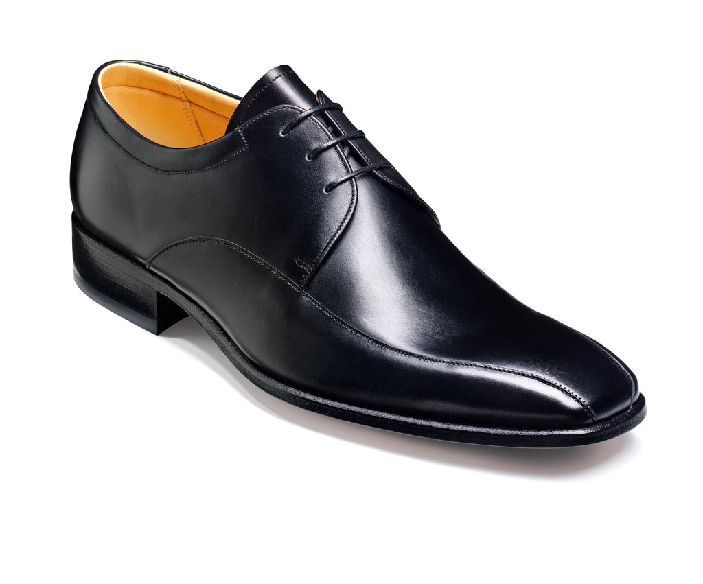 ROSS BARKER-SALE-BARKER SHOES-black-6-Logues Shoes