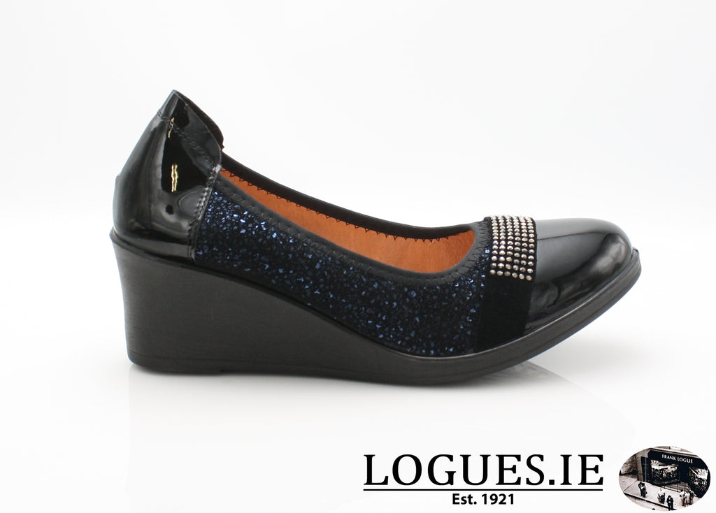 SAGAIB INEA A/W18-Ladies-INEA SHOES-03 NOIR- NUI-36 = 3 UK-Logues Shoes