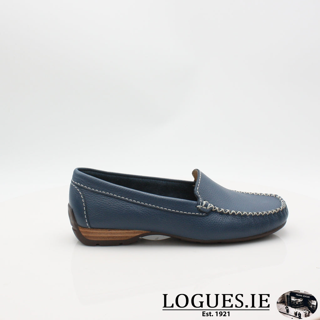 VAN SansonLadiesLogues ShoesDenim / 36 / D
