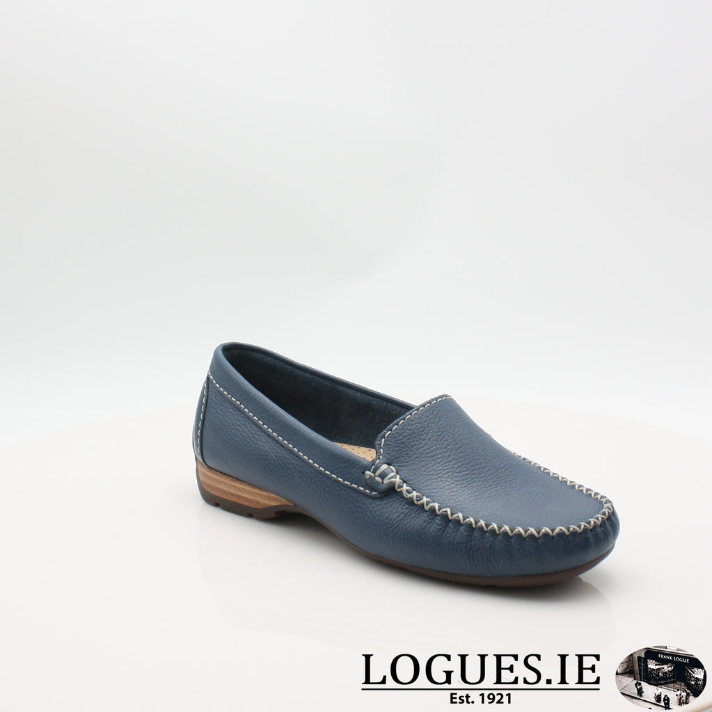 VAN SansonLadiesLogues ShoesDenim / 37 / D