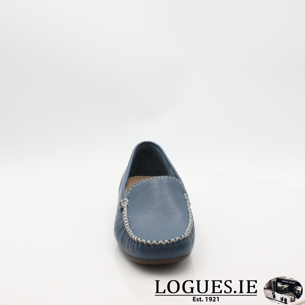 VAN SansonLadiesLogues ShoesDenim / 38 / D