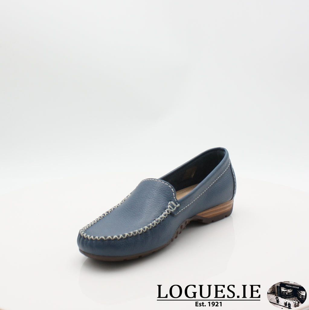 VAN SansonLadiesLogues ShoesDenim / 39 / D