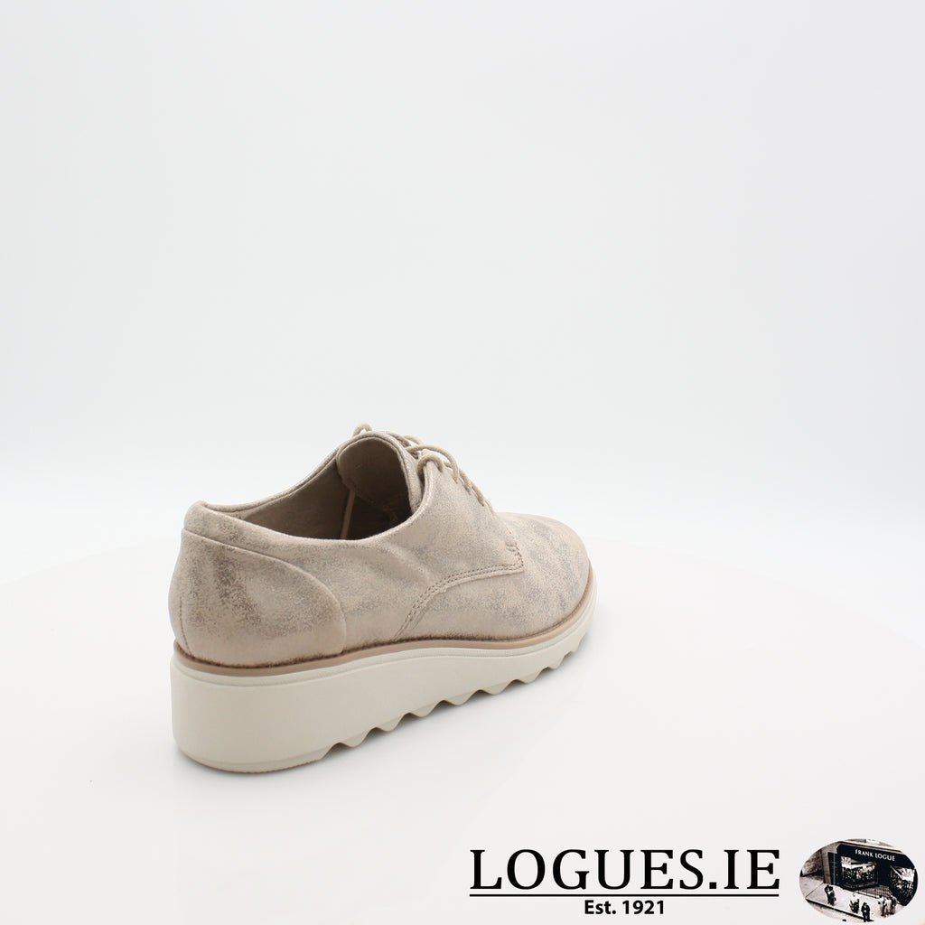 Sharon Crystal CLARKS 19, Ladies, Clarks, Logues Shoes - Logues Shoes.ie Since 1921, Galway City, Ireland.