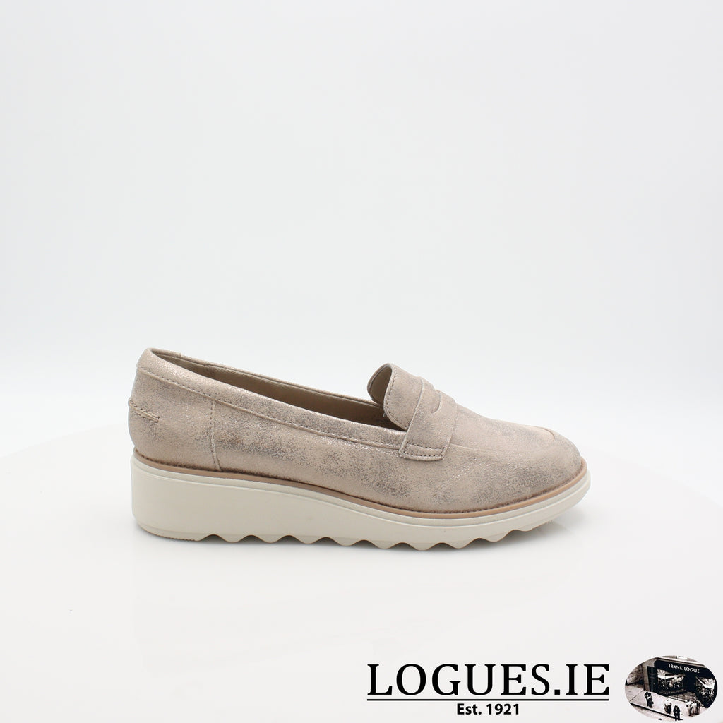 Sharon Ranch CLARKS 19, Ladies, Clarks, Logues Shoes - Logues Shoes.ie Since 1921, Galway City, Ireland.