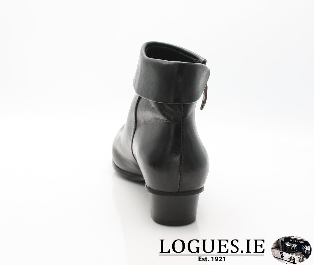 STEFANY 003277 AW/18LadiesLogues ShoesBLACK / 42 = 8 UK