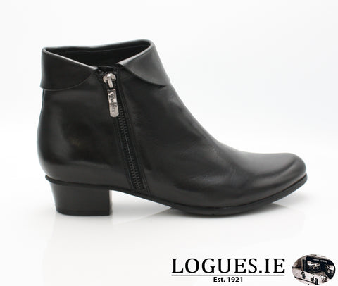 STEFANY 003277 AW/18LadiesLogues ShoesBLACK / 36 = 3 UK