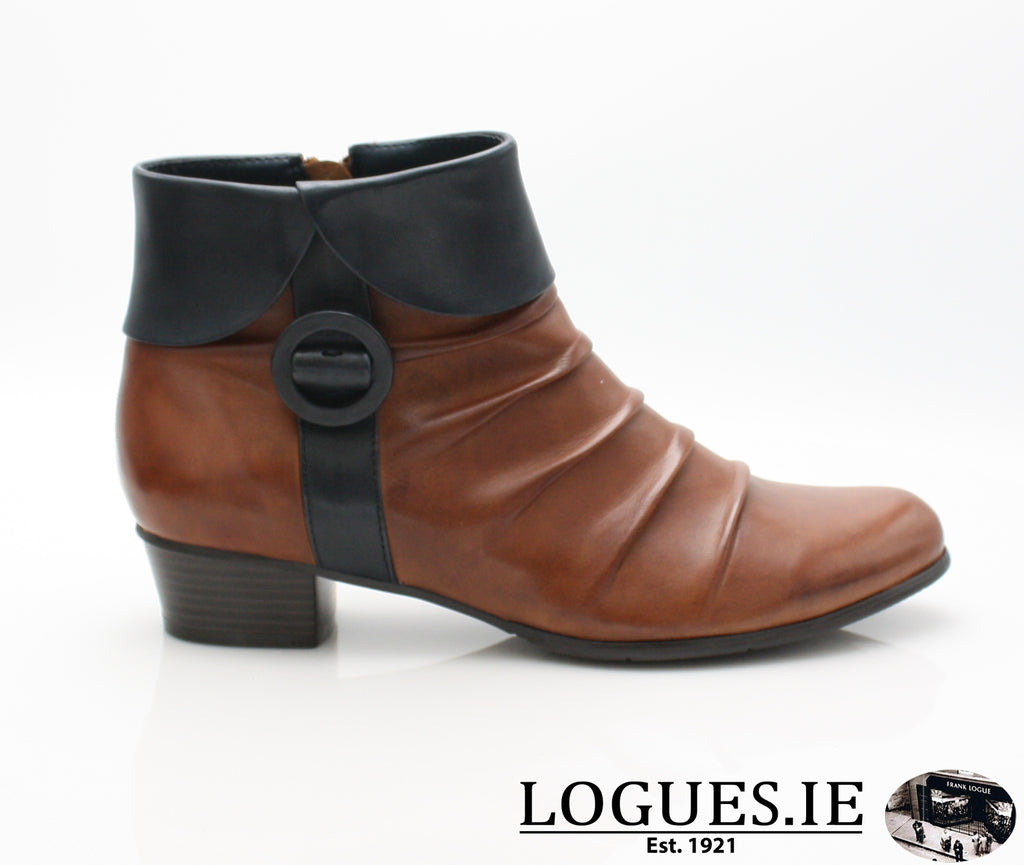 STEFANY 130 AW/18-Ladies-regarde le ciel-COGNAC/NAVY-4 UK -37 EU-Logues Shoes
