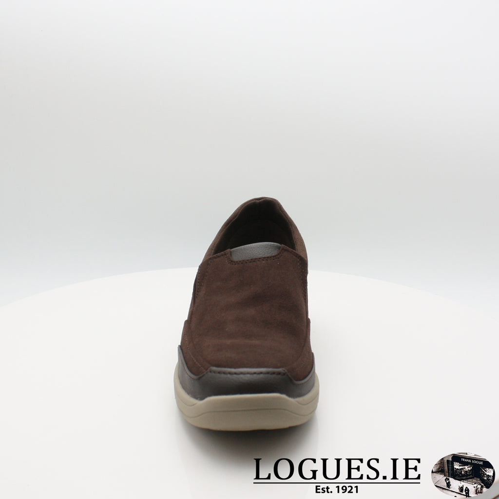 StepStrollEdge  CLARKS, Mens, Clarks, Logues Shoes - Logues Shoes.ie Since 1921, Galway City, Ireland.