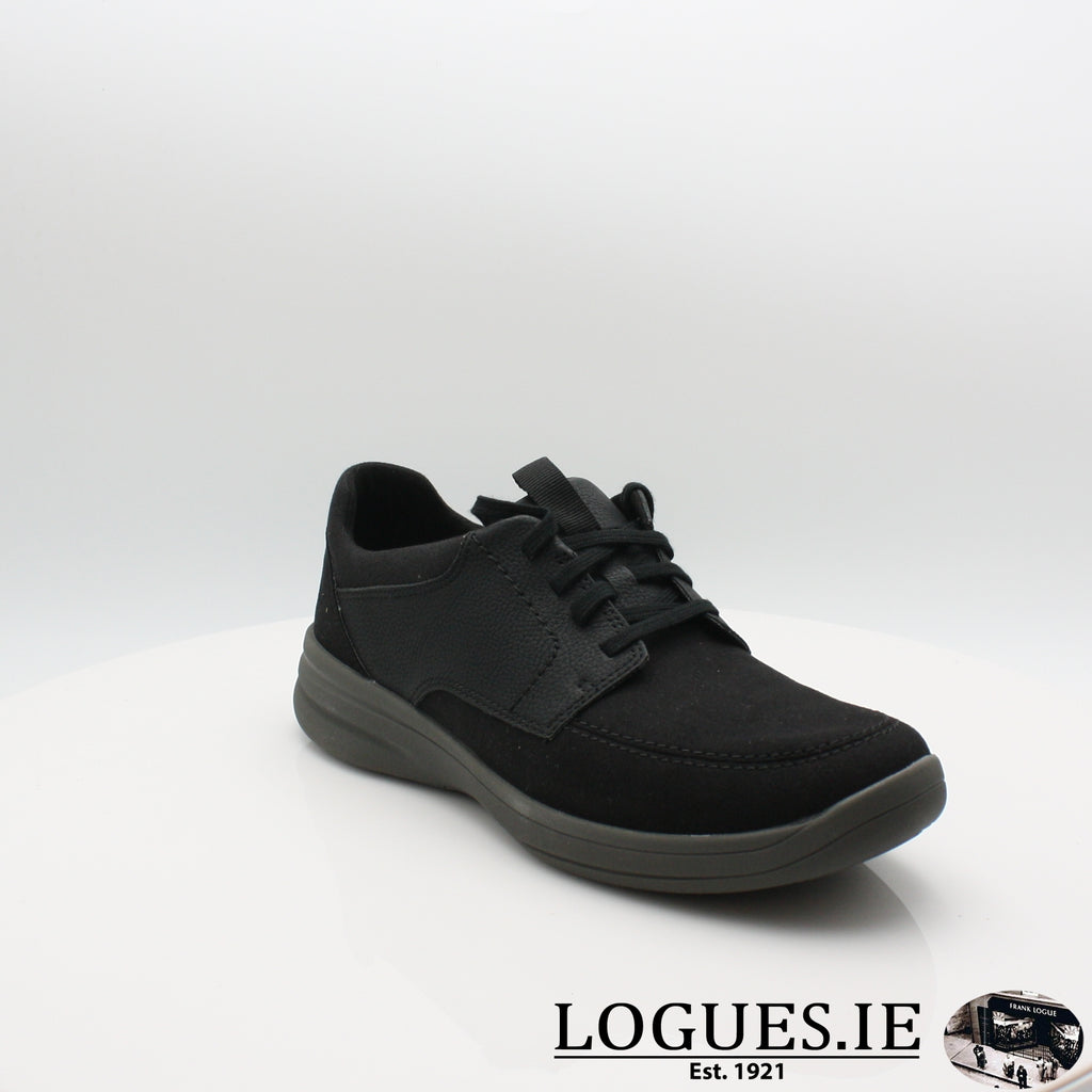 StepStrollLace  CLARKS, Mens, Clarks, Logues Shoes - Logues Shoes.ie Since 1921, Galway City, Ireland.