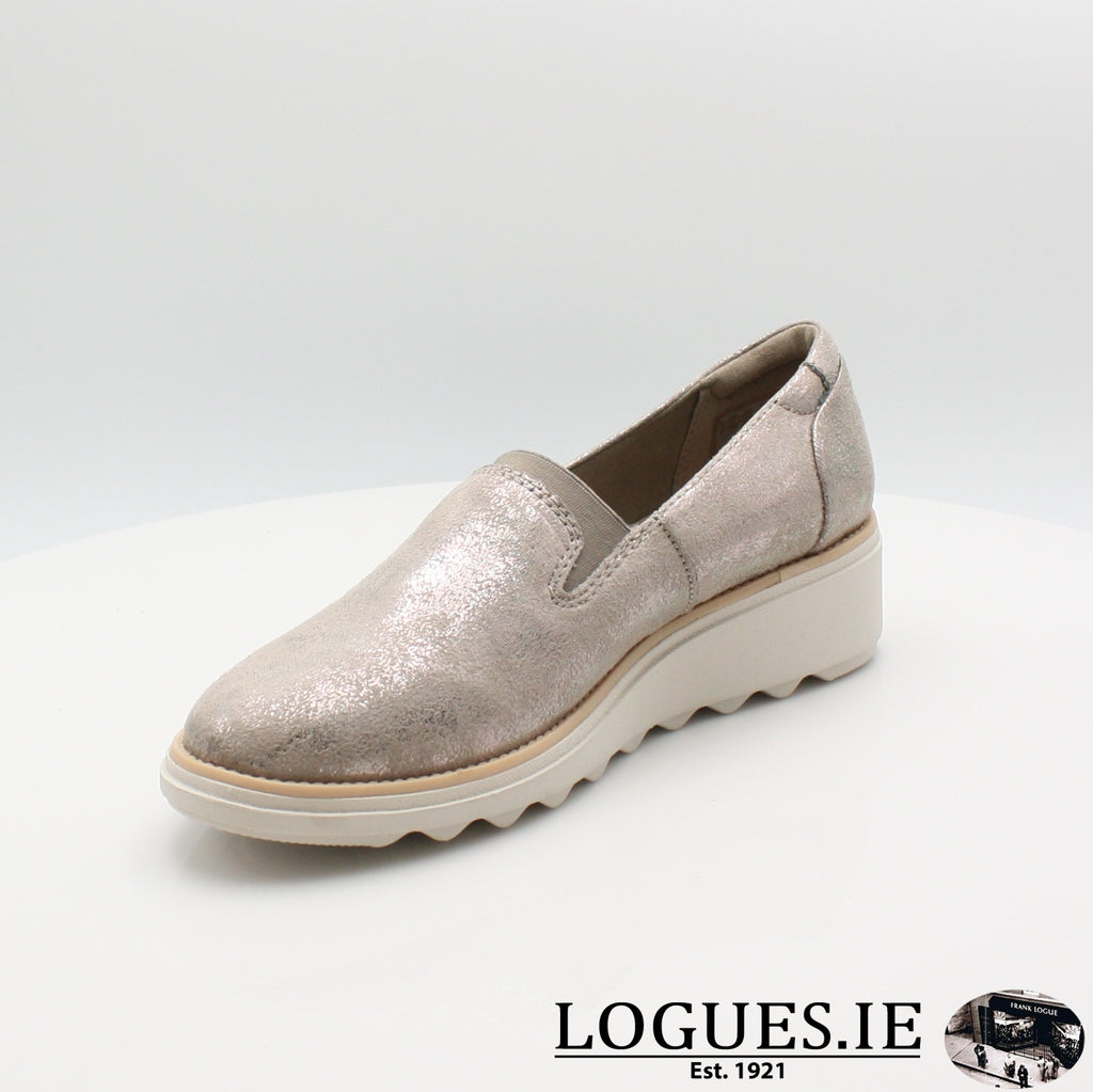 Sharon Dolly CLARKS, Ladies, Clarks, Logues Shoes - Logues Shoes.ie Since 1921, Galway City, Ireland.