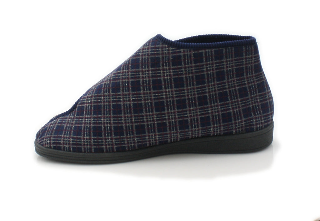 Ms 340c slipper-Mens-DASCO/KIWI/cottonmount trading-all-6-Logues Shoes
