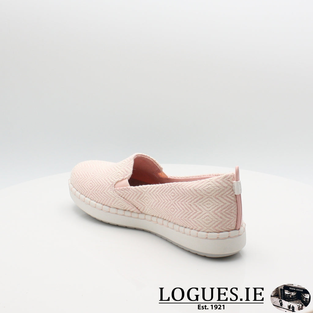 Step Glow Slip CLARKS, Ladies, Clarks, Logues Shoes - Logues Shoes.ie Since 1921, Galway City, Ireland.