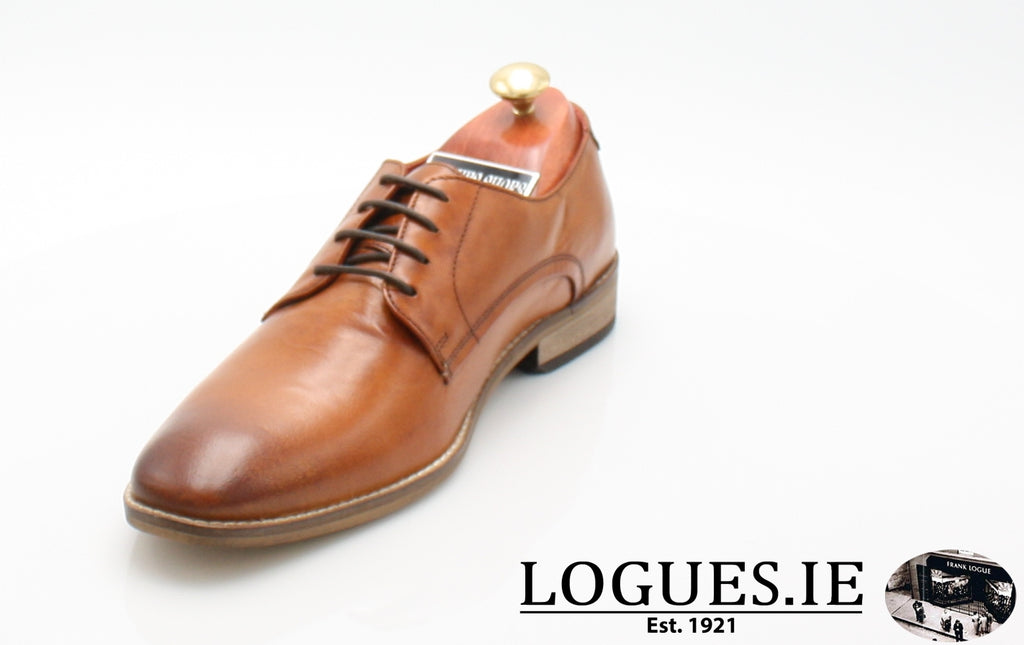 SUSSEX BASE LONDON SS18-Mens-base london ltd-TAN WASHED-43 = 9 UK-Logues Shoes