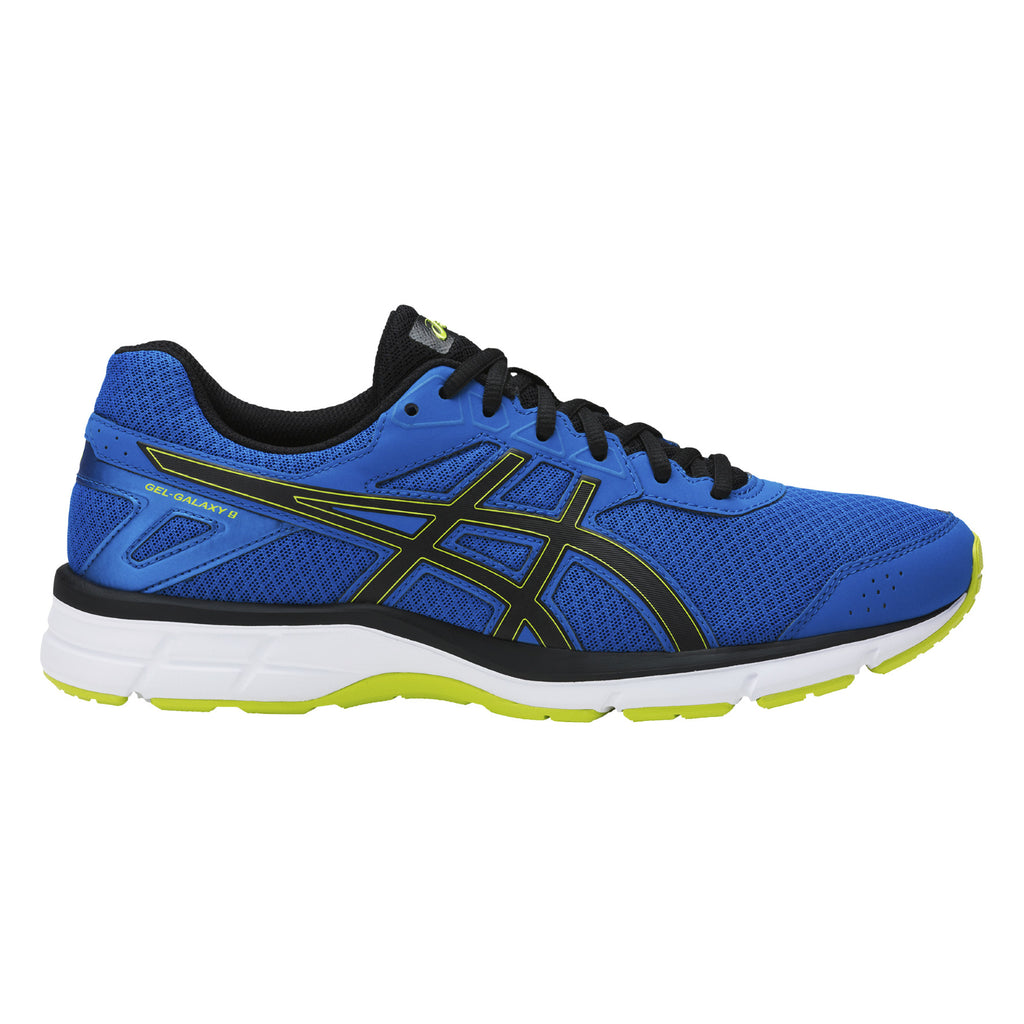 GEL-GALAXY 9 ASICS-Mens-ASICS SPORTS-BLUE 4377-6-Logues Shoes