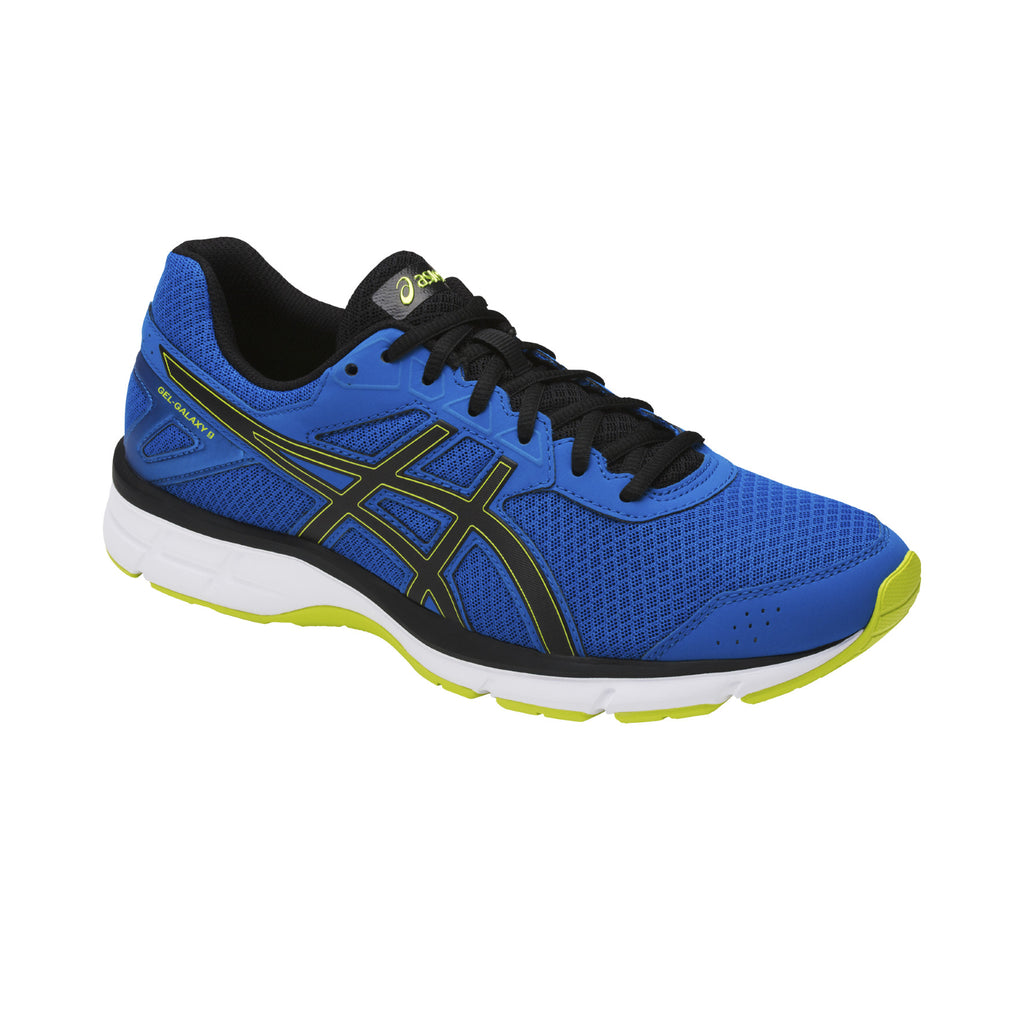 GEL-GALAXY 9 ASICS-Mens-ASICS SPORTS-BLUE 4377-8.5-Logues Shoes