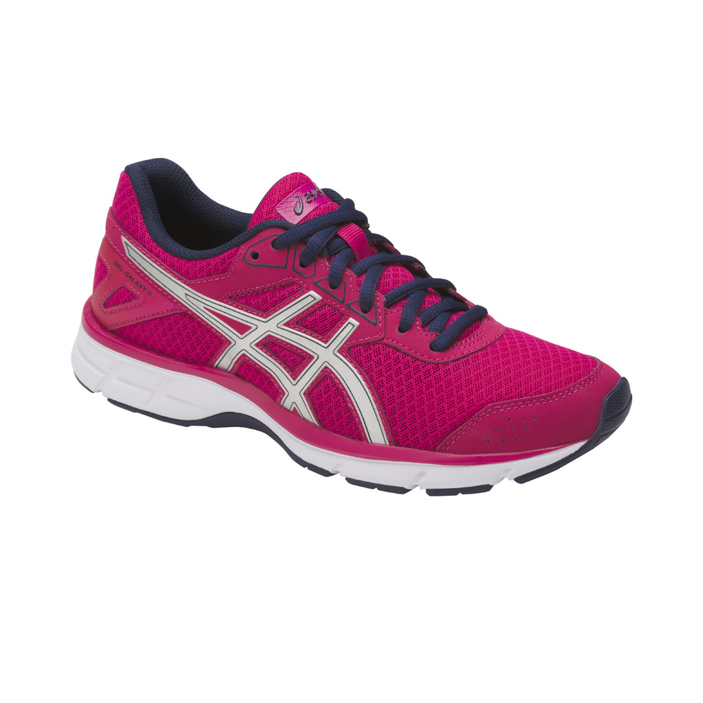 GEL-GALAXY 9 ASICS-Ladies-ASICS SPORTS-PINK 2093-4 UK -37 EU-Logues Shoes
