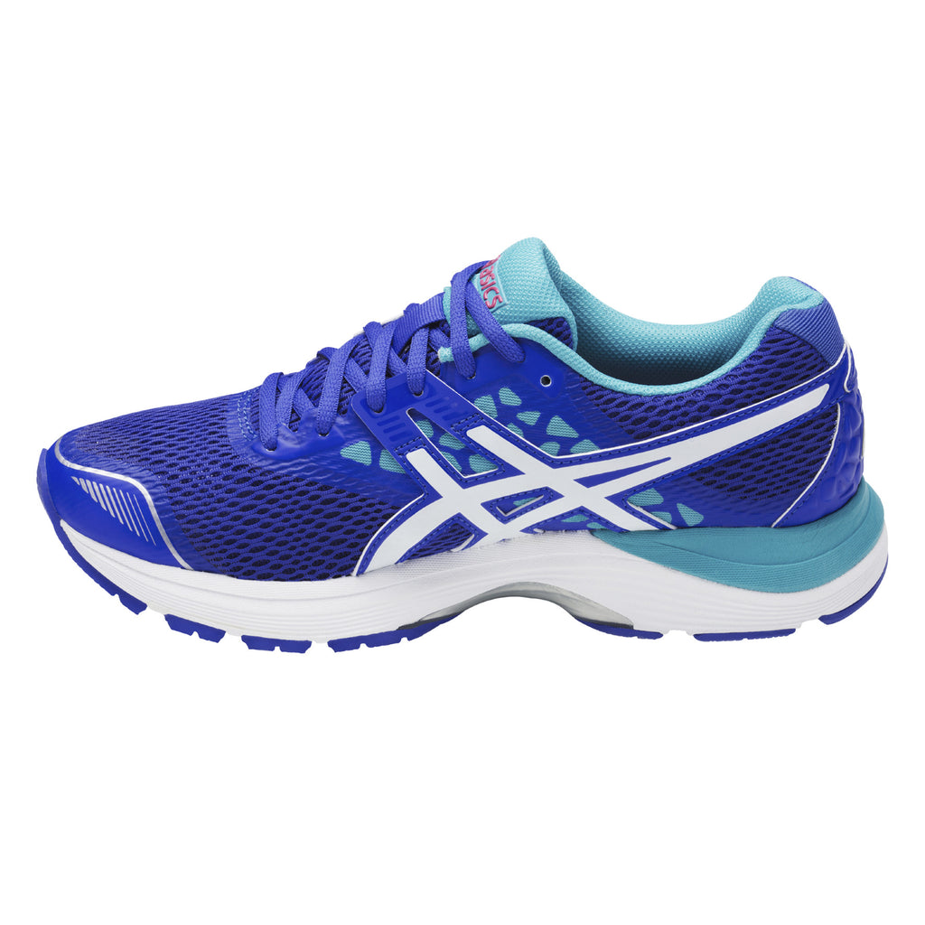 GEL-PULSE 9-Ladies-ASICS SPORTS-BLUE 4801-4 UK -37 EU-Logues Shoes