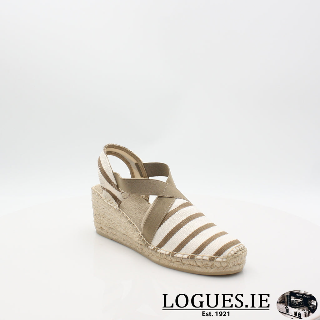 Tarbes 19 TONI PONSLadiesLogues ShoesECRU-STONE / 5 UK- 38 EU- 7 US