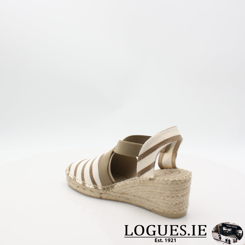 Tarbes 19 TONI PONSLadiesLogues ShoesECRU-STONE / 8 UK - 42 EU -10 US