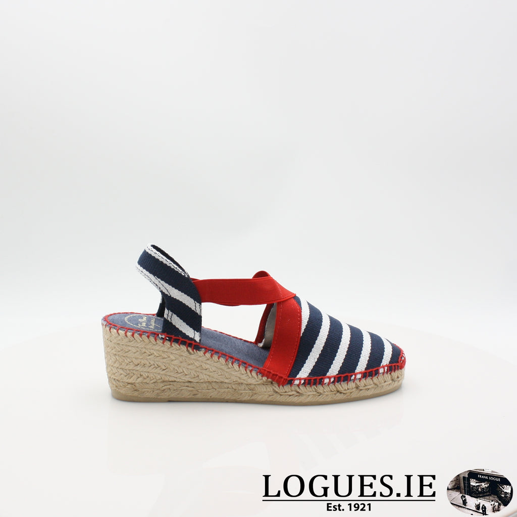 Tarbes 19 TONI PONSLadiesLogues ShoesMARINER / 4 UK -37 EU - 6 US