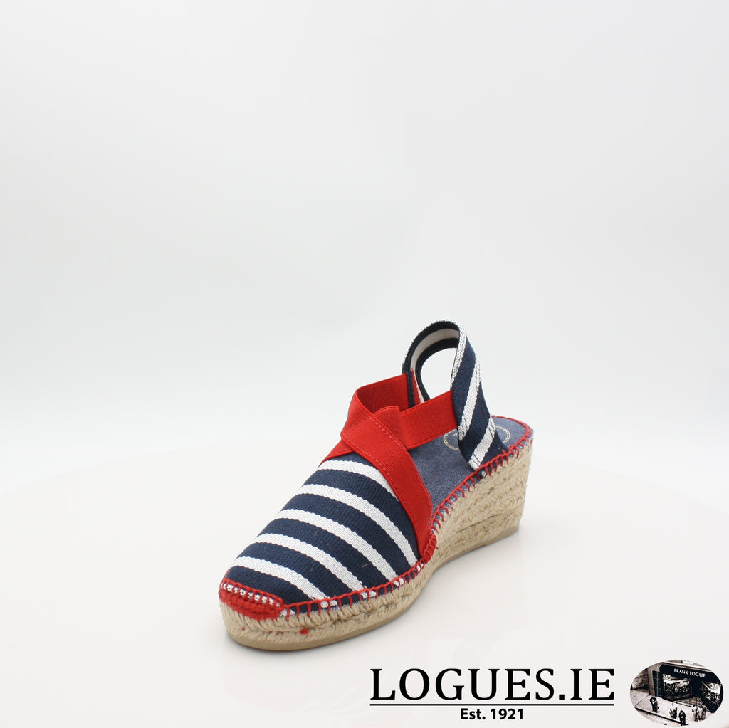 Tarbes 19 TONI PONSLadiesLogues ShoesMARINER / 6.5 UK - 40 EU -8.5 US