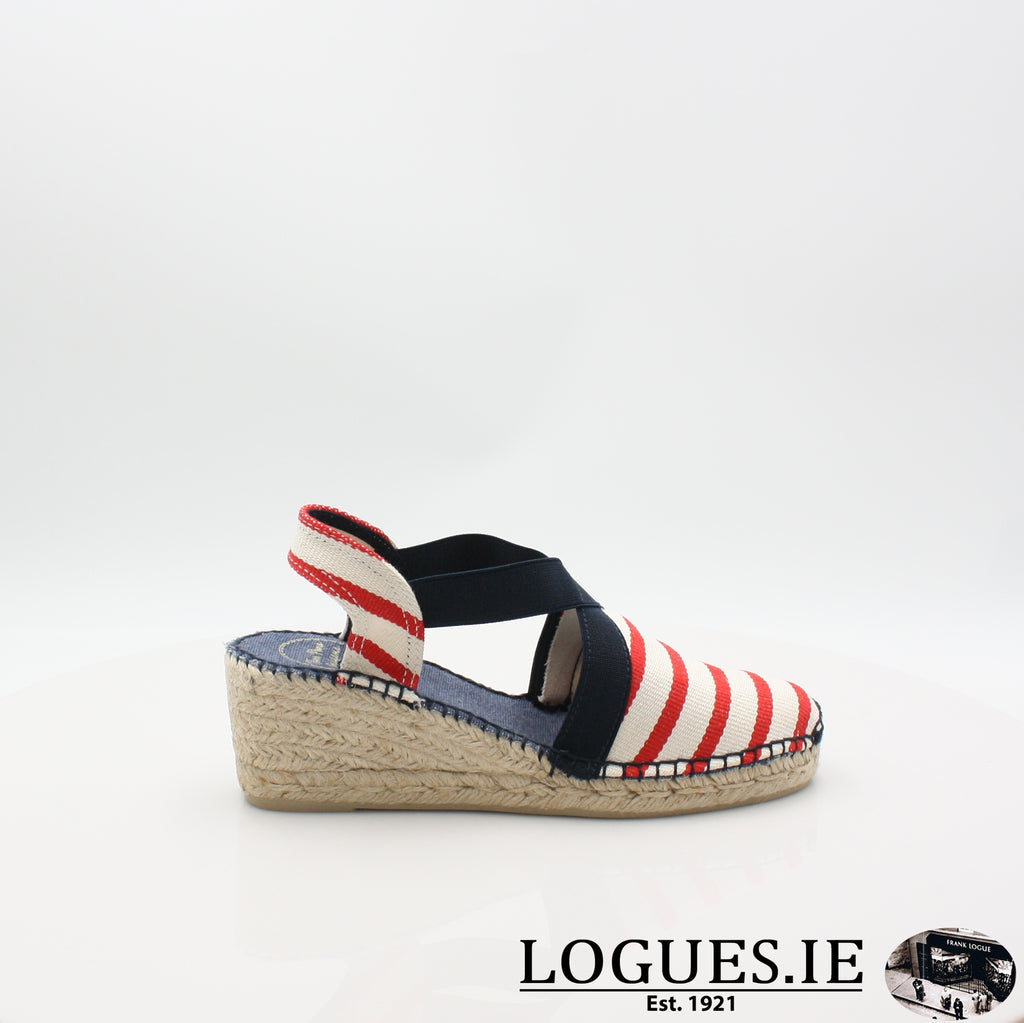 Tarbes 19 TONI PONSLadiesLogues ShoesNAUTICAL / 4 UK -37 EU - 6 US