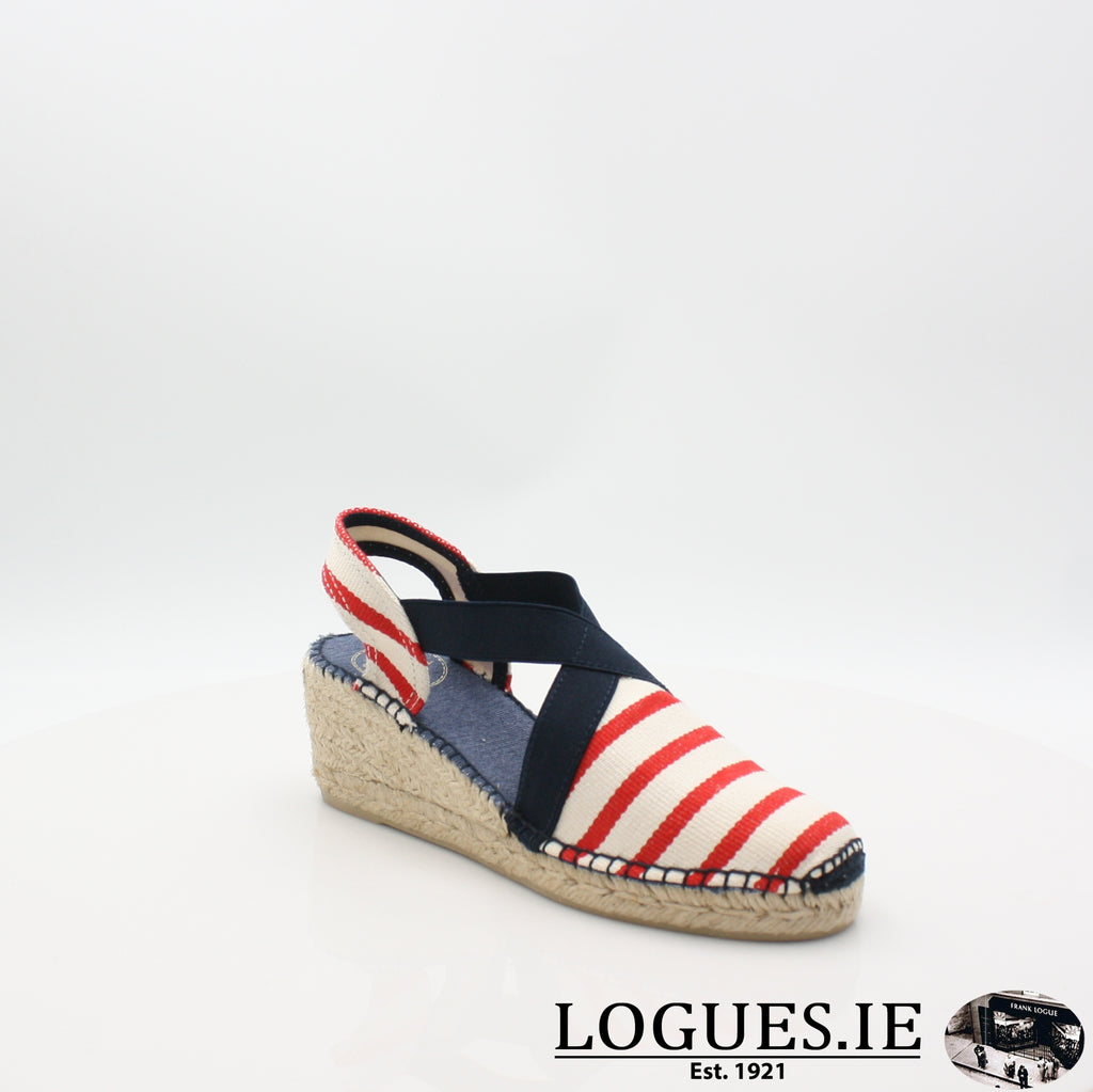 Tarbes 19 TONI PONSLadiesLogues ShoesNAUTICAL / 5 UK- 38 EU- 7 US