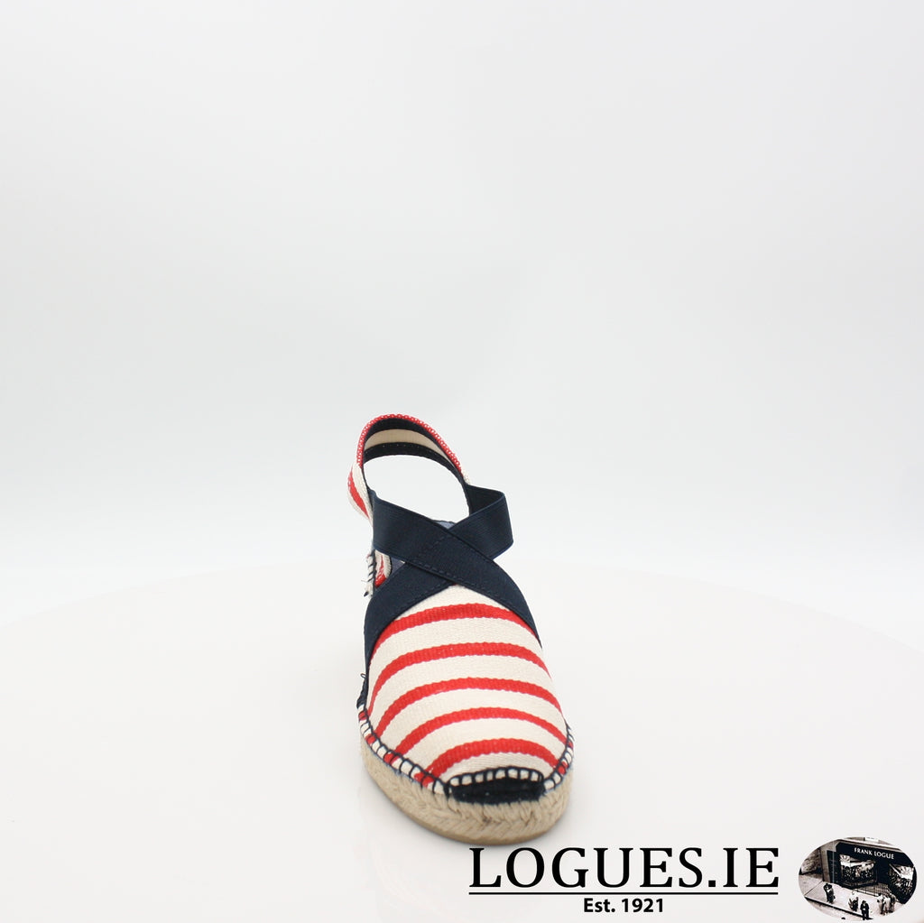 Tarbes 19 TONI PONSLadiesLogues ShoesNAUTICAL / 6 UK- 39 EU - 8 US