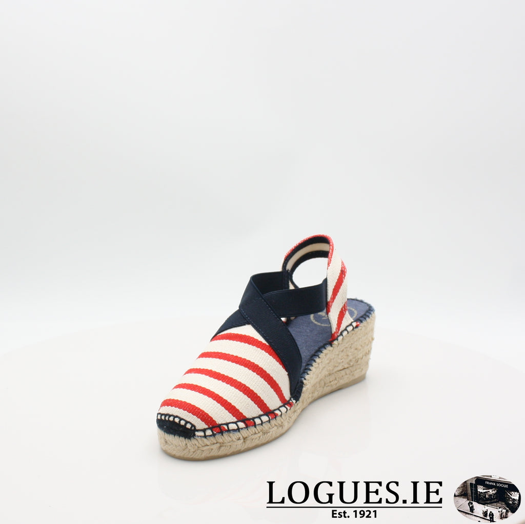 Tarbes 19 TONI PONSLadiesLogues ShoesNAUTICAL / 6.5 UK - 40 EU -8.5 US