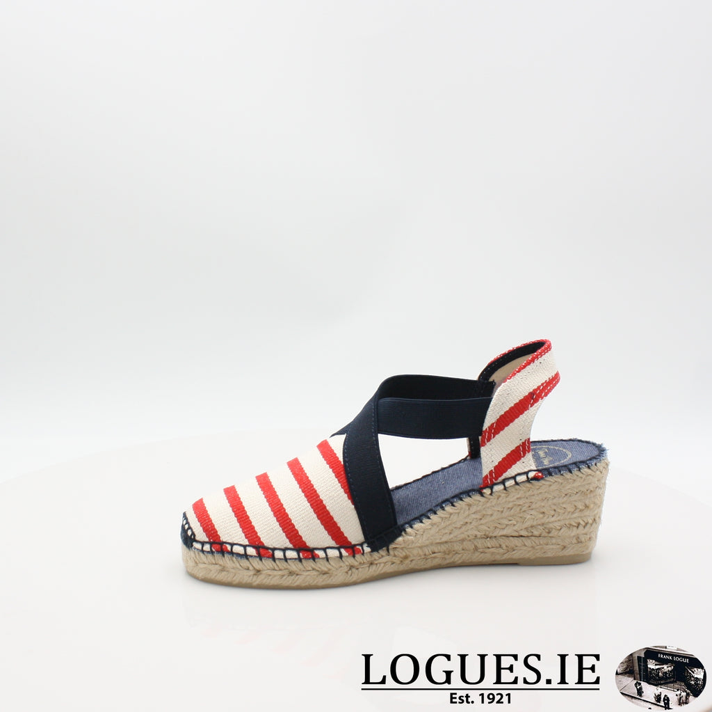 Tarbes 19 TONI PONSLadiesLogues ShoesNAUTICAL / 7 UK- 41 EU - 9 US