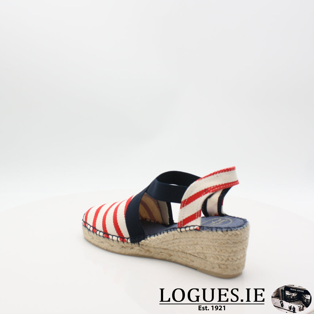 Tarbes 19 TONI PONSLadiesLogues ShoesNAUTICAL / 8 UK - 42 EU -10 US