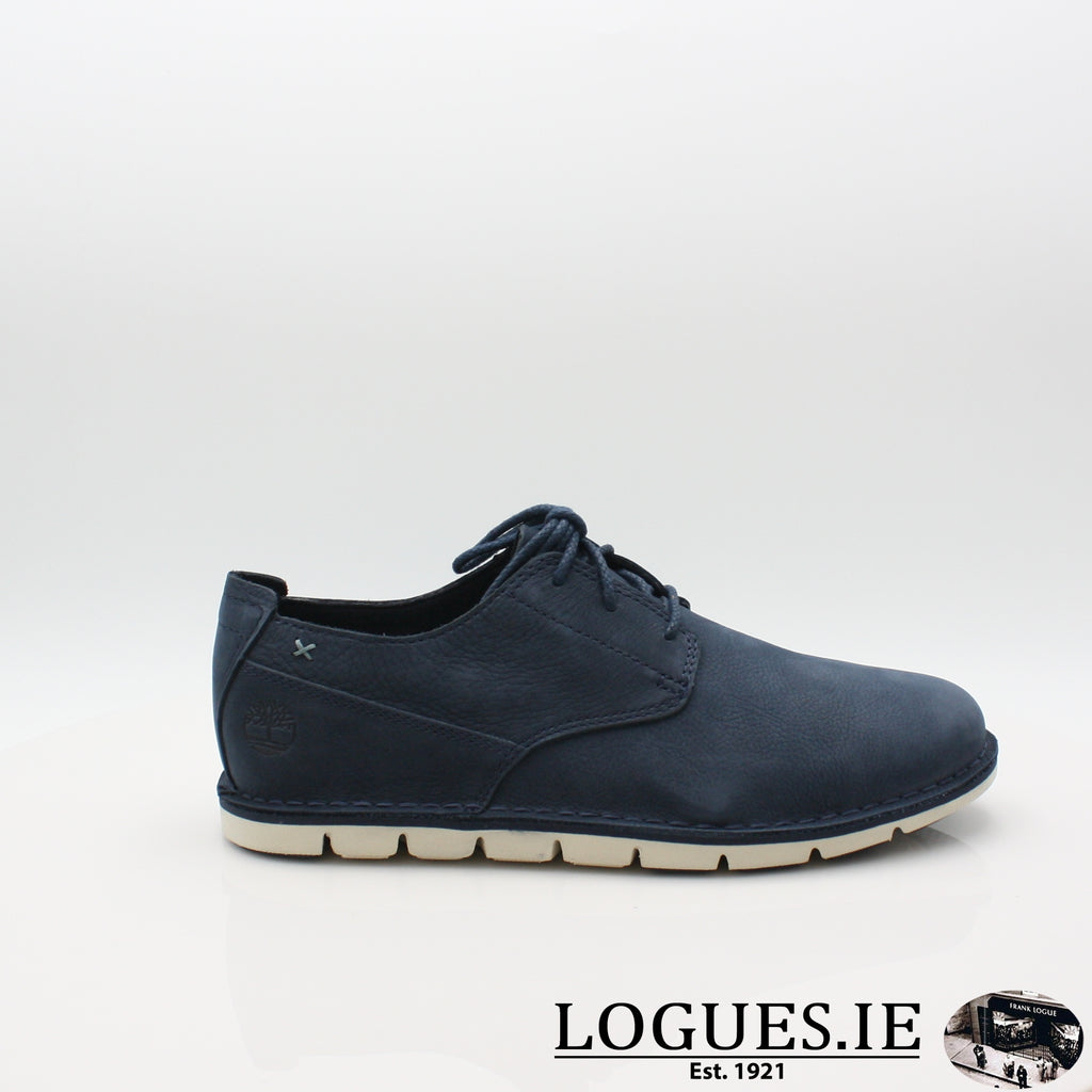 TIDELANDS OX TIMBERLAND S19MensLogues ShoesDARK BLUE NUBUCK / 7.5 US = 7 UK