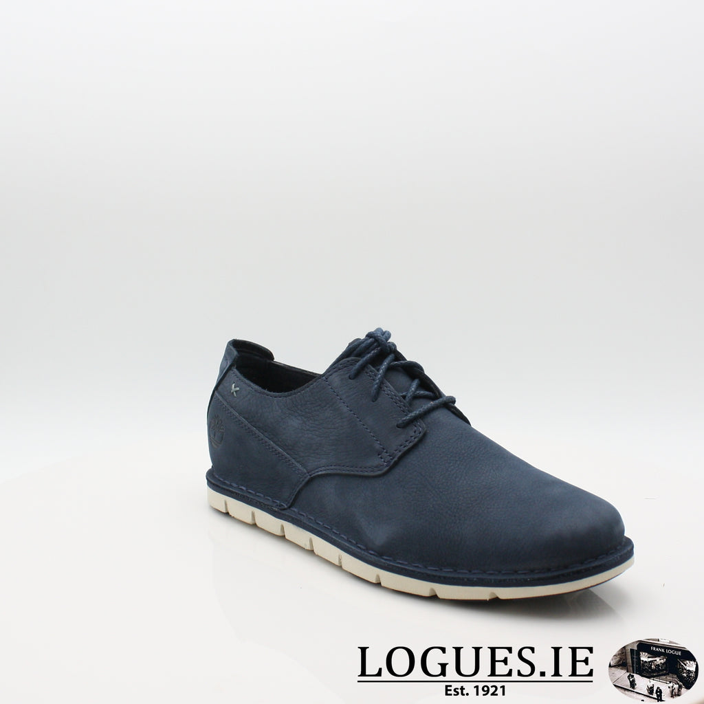 TIDELANDS OX TIMBERLAND S19MensLogues ShoesDARK BLUE NUBUCK / 8 US = 7.5 UK