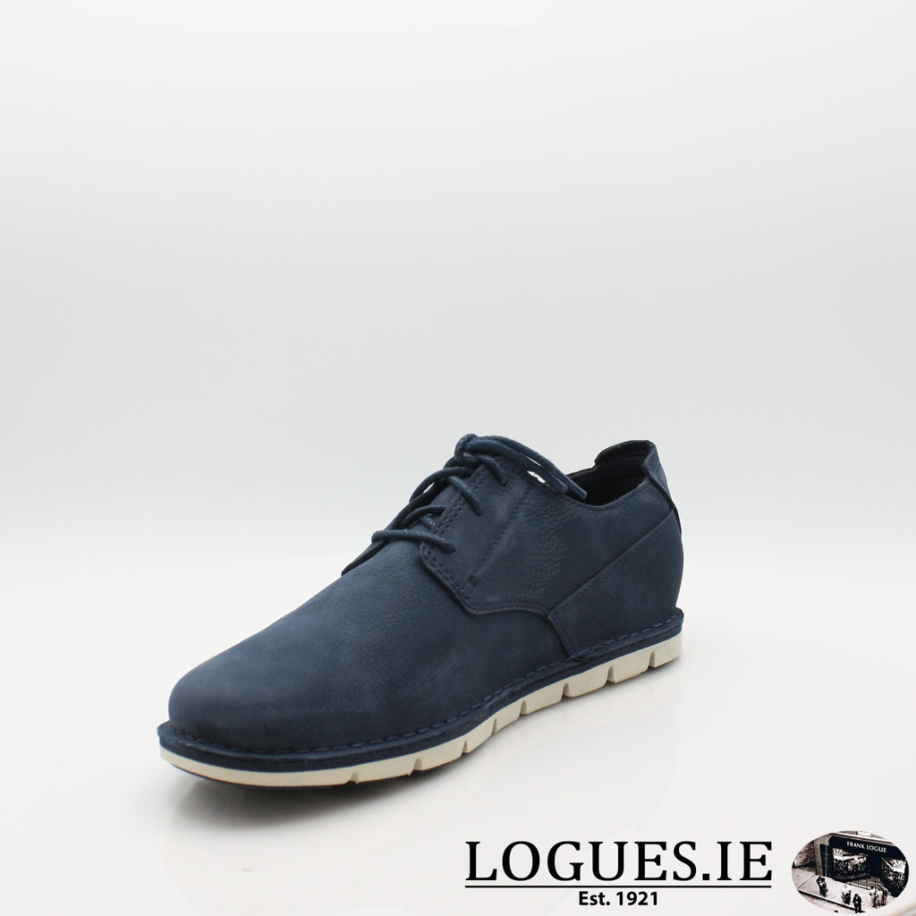 TIDELANDS OX TIMBERLAND S19MensLogues ShoesDARK BLUE NUBUCK / 9 US = 8.5 UK