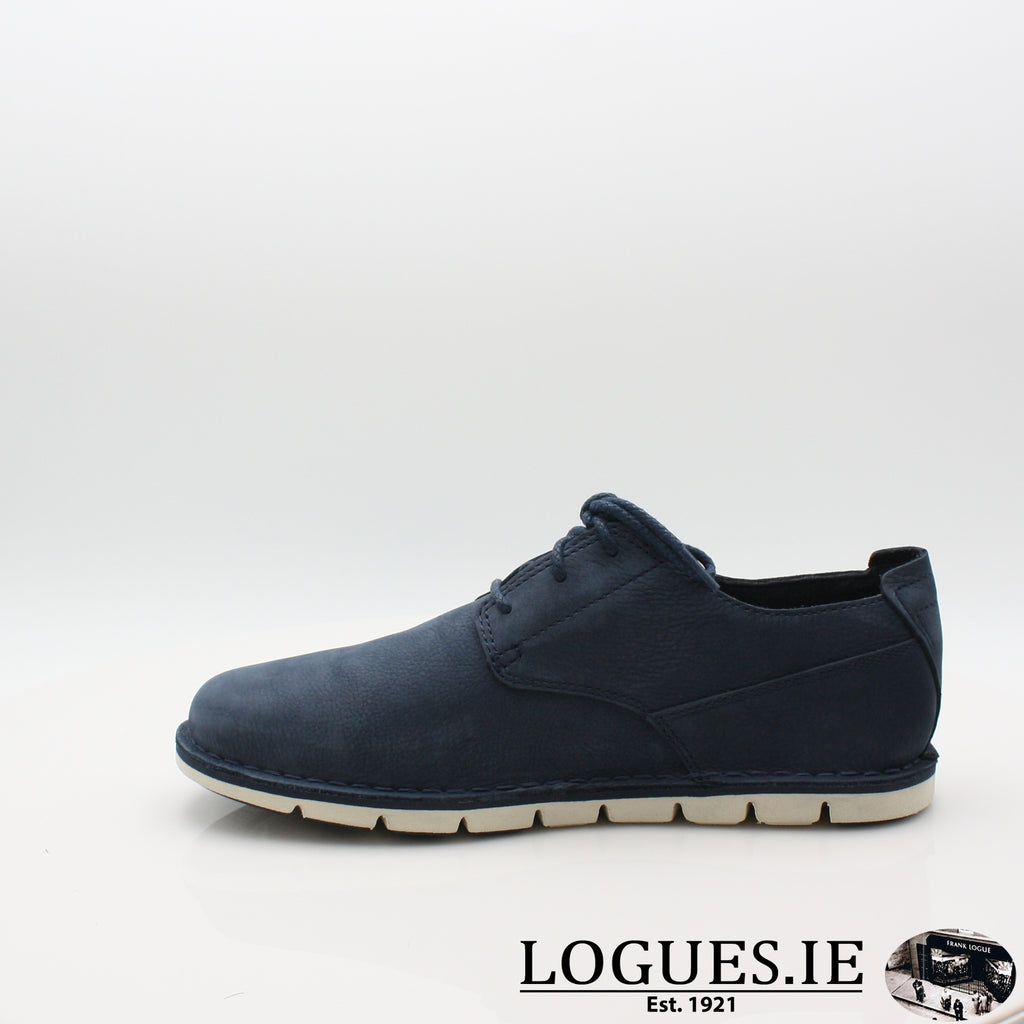 TIDELANDS OX TIMBERLAND S19MensLogues ShoesDARK BLUE NUBUCK / 9.5 US = 9 UK