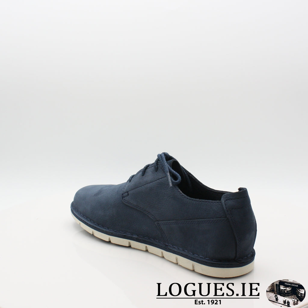 TIDELANDS OX TIMBERLAND S19MensLogues ShoesDARK BLUE NUBUCK / 10 US = 9.5 UK