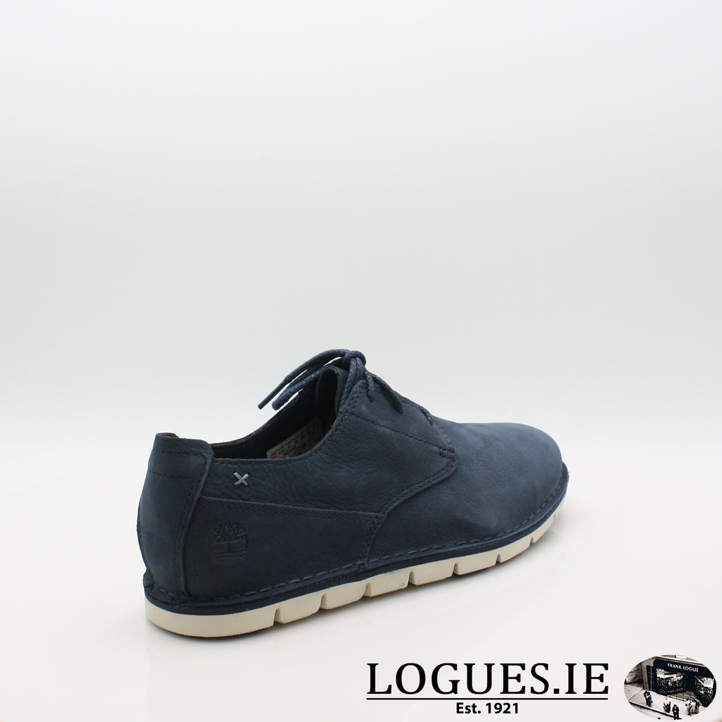 TIDELANDS OX TIMBERLAND S19MensLogues ShoesDARK BLUE NUBUCK / 11 US = 10.5 UK