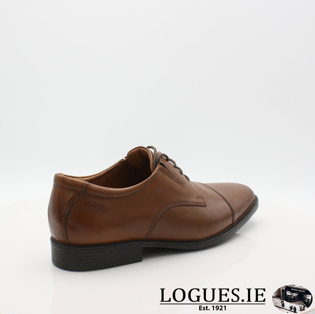 Tilden Cap CLARKS  EX-WIDE, Mens, Clarks, Logues Shoes - Logues Shoes.ie Since 1921, Galway City, Ireland.