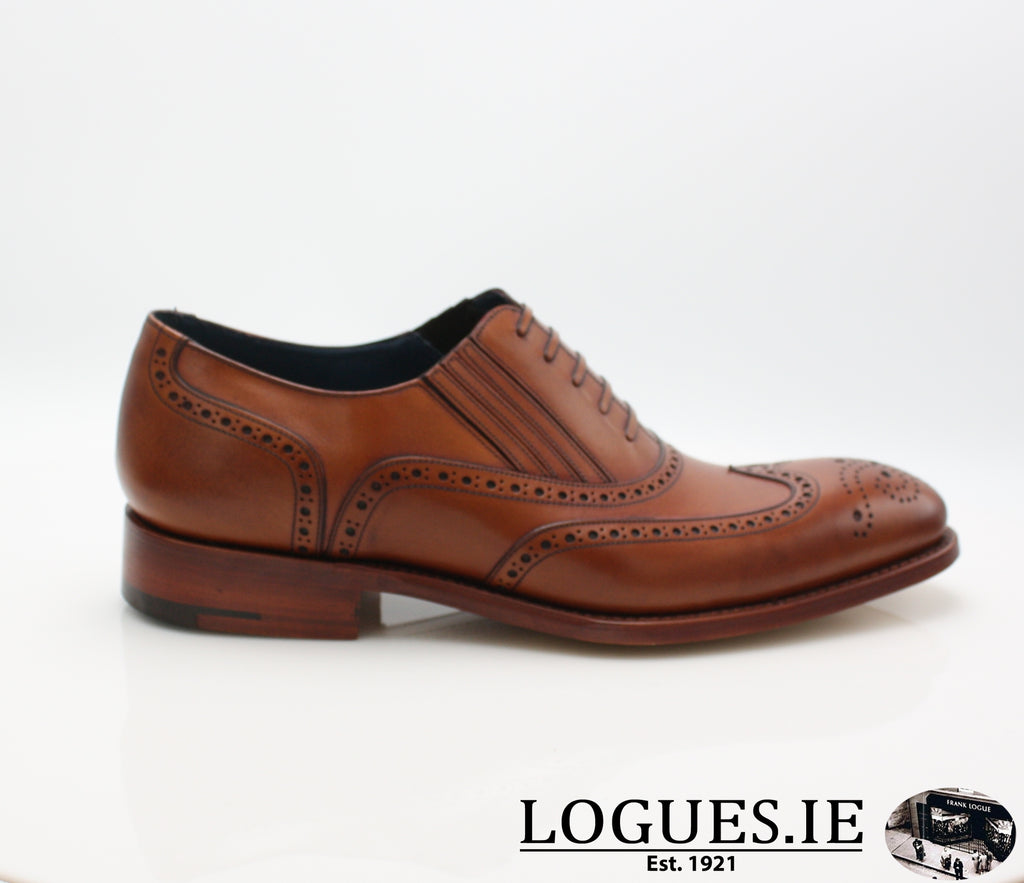 TIMOTHY BARKER-Mens-BARKER SHOES-ROSEWOOD-6 UK -39 EU- 7 US-Logues Shoes