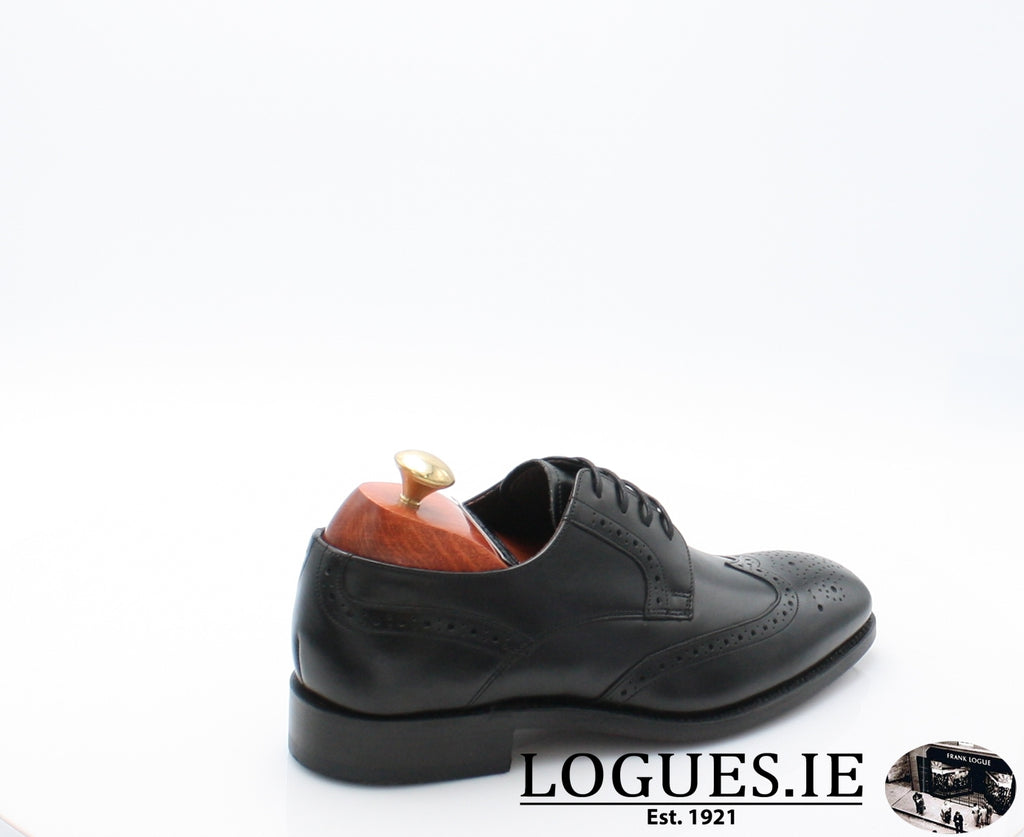 TODDINGTON BARKERMensLogues ShoesBLACK / 12