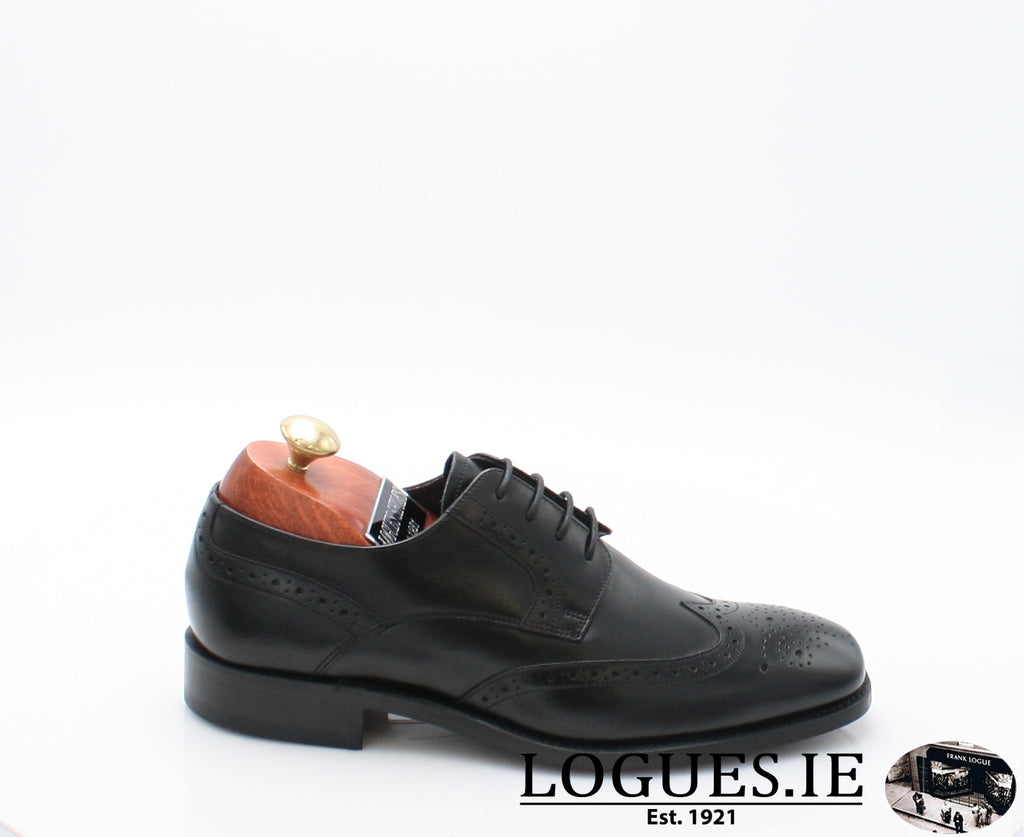 TODDINGTON BARKERMensLogues ShoesBLACK / 7