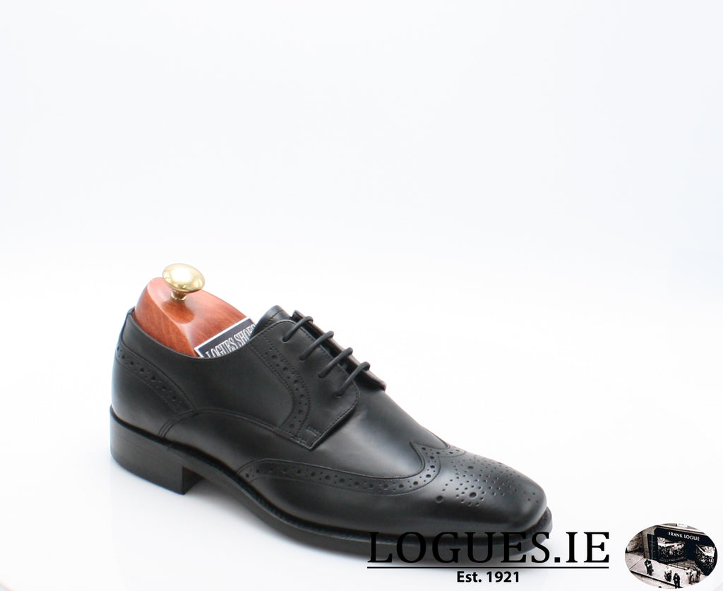 TODDINGTON BARKER-SALE-BARKER SHOES-BLACK-7.5-Logues Shoes