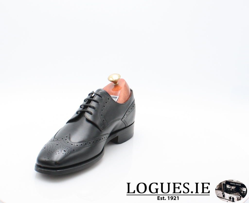 TODDINGTON BARKERMensLogues ShoesBLACK / 9