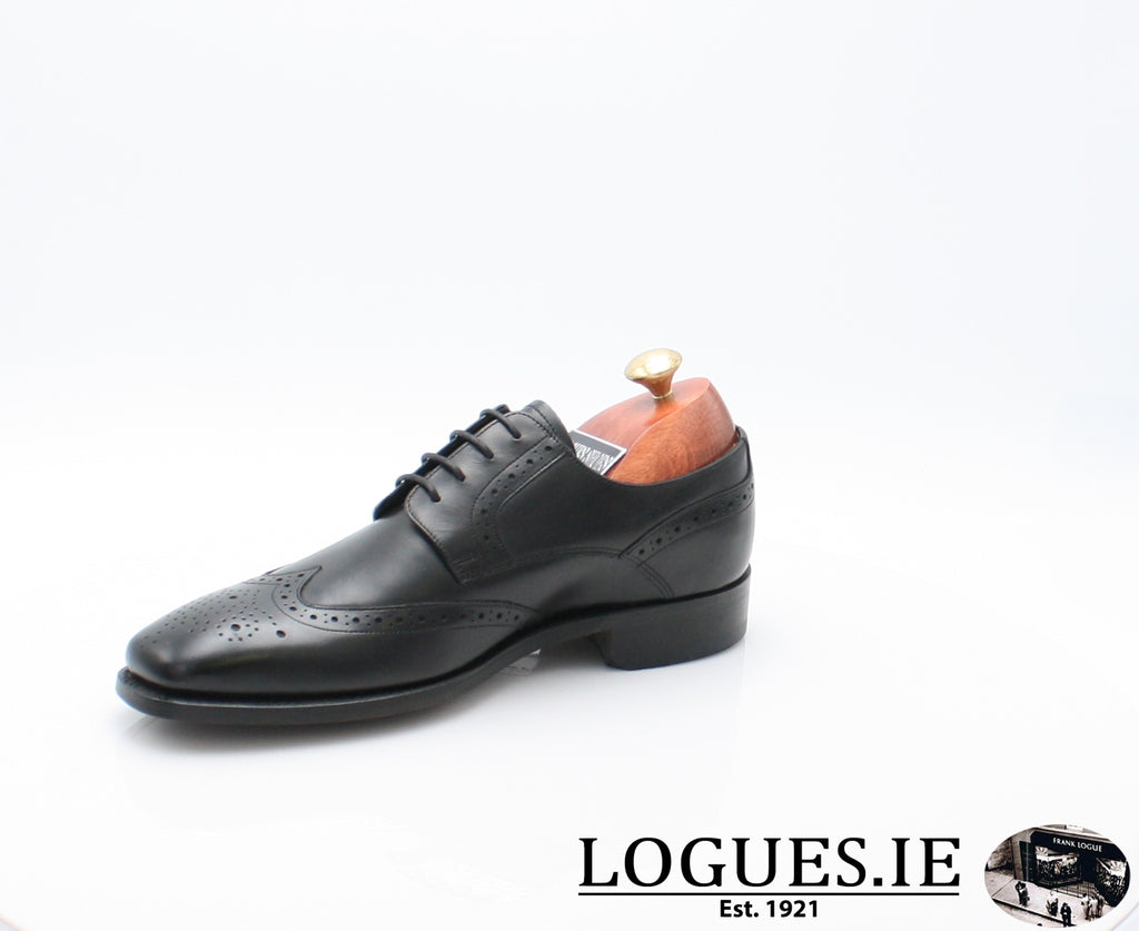 TODDINGTON BARKERMensLogues ShoesBLACK / 9.5