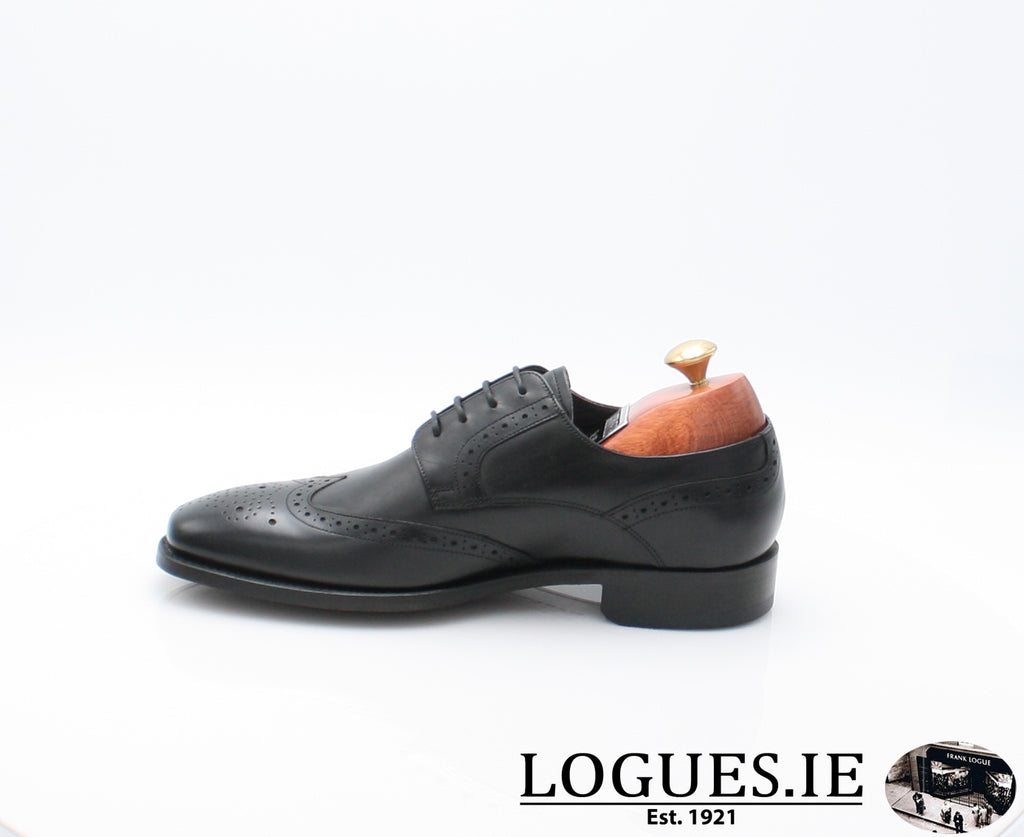 TODDINGTON BARKERMensLogues ShoesBLACK / 10