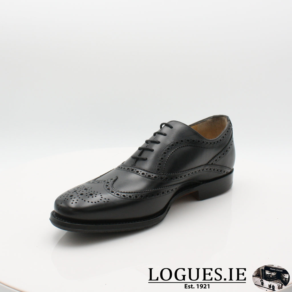 TURING BARKER 19Dress/ Suit ShoesLogues ShoesBLACK / 8 UK =42 EU